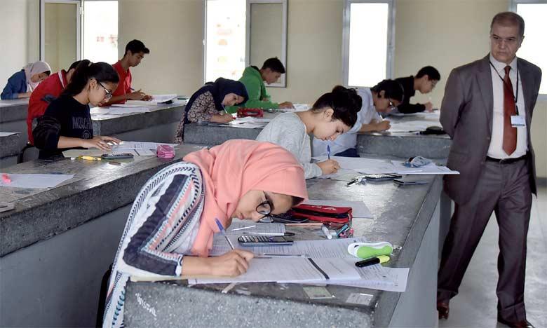 Près de 40.000 professeurs mobilisés pour corriger environ 3,6 millions de copies