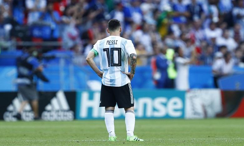 L'Argentine et Messi emportés par le tourbillon français
