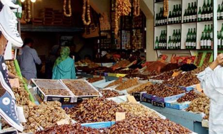 Saisie et destruction de plus de 11 tonnes de produits alimentaires impropres à la consommation