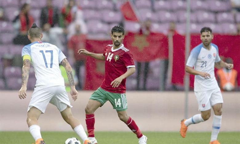 Le Maroc gagne une place avant le mondial