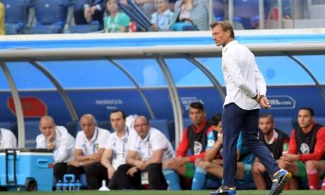 Hervé Renard : «on est prêt pour affronter l'Espagne»