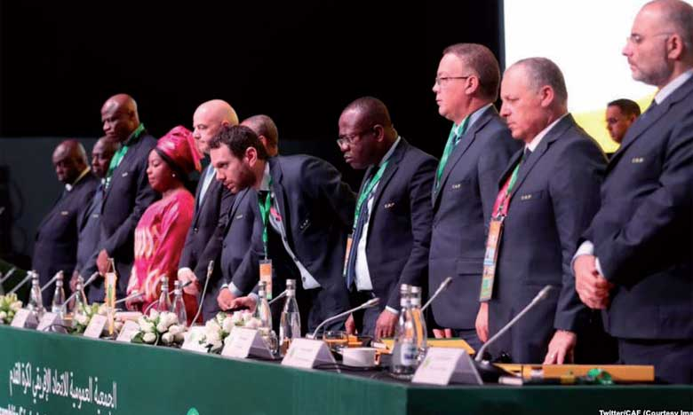 Le comité exécutif de la CAF entérine plusieurs décisions