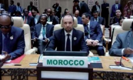 Le Maroc confirme à Nouakchott sa solidarité et son engagement avec les pays du Sahel au Conseil de paix et de sécurité de l'Union africaine