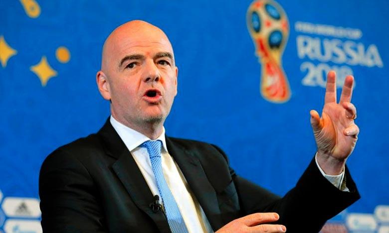 «La nouvelle formule du classement doit être inauguré avec le premier classement officiel qui suivra la Coupe du monde en Russie», précise la Fifa. Ph : DR