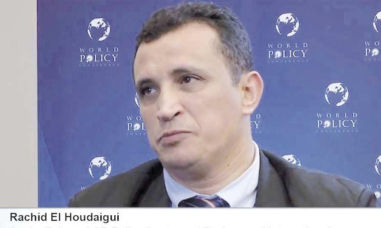 «L'autonomie élargie, comme expression d'une autodétermination équitable, peut constituer le cadre politique pour entériner le mode pacifique de règlement  du conflit du Sahara»