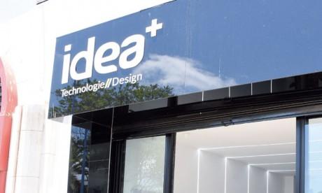 Idea+ s'offre un nouveau showroom  à Casablanca