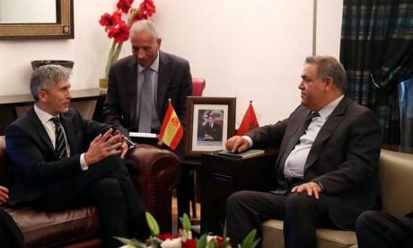 Le Maroc et l'Espagne soulignent la nécessité de poursuivre leur coopération exemplaire dans la lutte contre le terrorisme et la gestion des flux migratoires
