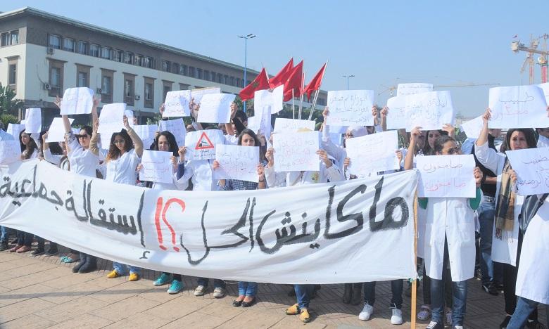 Les infirmiers se mettent en grève aujourd'hui et demain