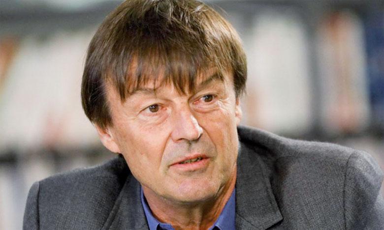 Nicolas Hulot s'est dit déçu du rejet des amendements visant à graver dans la loi la sortie du glyphosate d'ici à 2021.