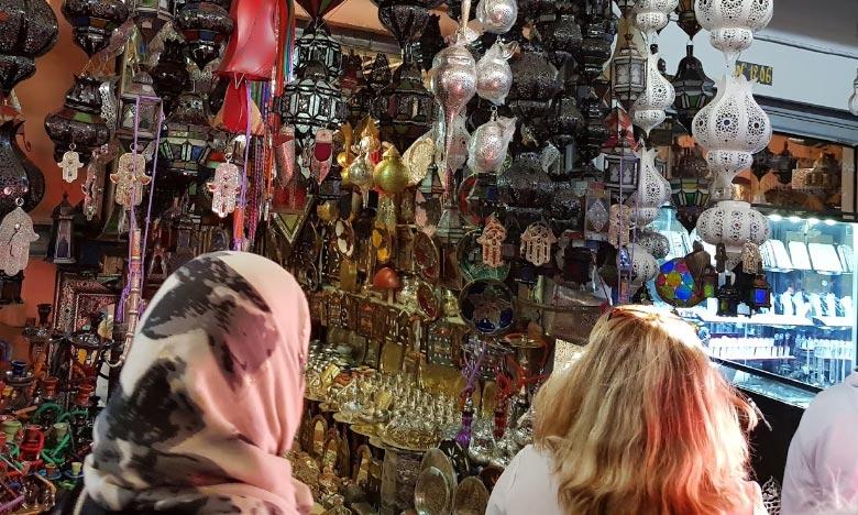 Les deux pôles touristiques Marrakech et Agadir ont généré, à eux seuls, 61% des nuitées totales à fin avril. Ph : DR