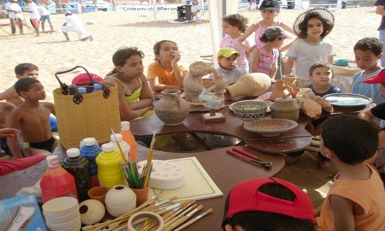 Ce sont environ 250.000 jeunes et enfants qui bénéficieront du programme de colonies de vacances au titre de l'année 2018.