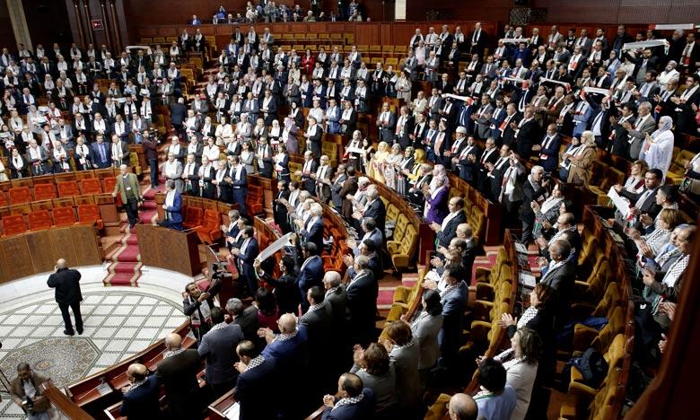 Le Parlement, avec ses deux Chambres, a démenti avoir dépêché au Mondial Russie 2018 une délégation de cinquante parlementaires nourris et logés aux frais du contribuable marocain. Ph : MAP