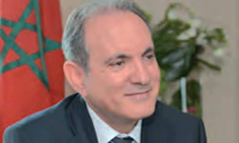 Abderrafih Zouitene, président du Festival de Fès des musiques sacrées du monde
