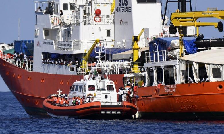 4 morts et près de 700 autres secourus près de l'Espagne