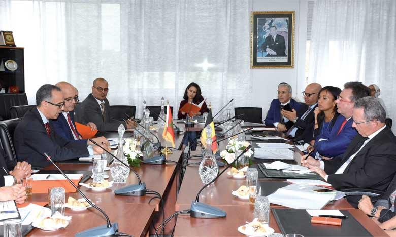 Bientôt un observatoire des dynamiques territoriales en partenariat avec la région Bruxelles-Capitale
