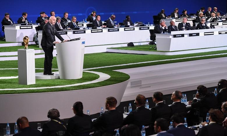 Le Conseil de la FIFA rejette l'amendement de la Fédération palestinienne relative au droits de l'hommes