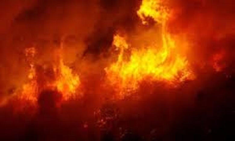 Incendie :  3 morts sur un chantier de construction dans un centre en Corée du sud