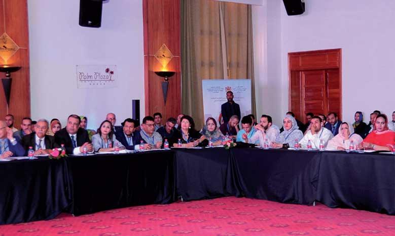 Des acteurs associatifs débattent des meilleurs moyens de renforcer le plaidoyer civil en faveur du Sahara