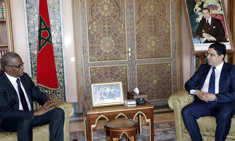 Nasser Bourita: «Une grande convergence existe entre la vision développée par S.M. le Roi Mohammed VI dans le cadre de la politique africaine et celle des pays du G5 Sahel»