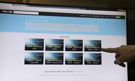La FIFA dépose plainte contre le site de revente de billets Viagogo