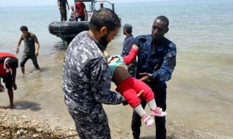 Nouveau naufrage meurtrier en Libye