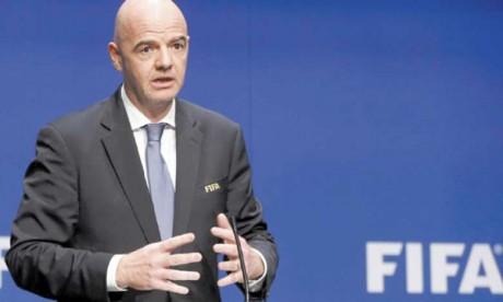 Surprise : la FIFA change le mode de scrutin