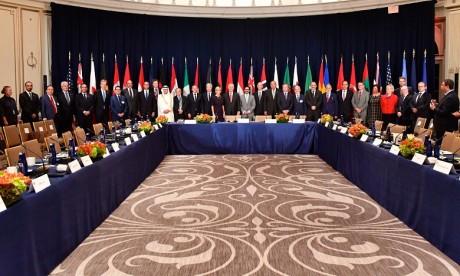 La Coalition mondiale contre Daech examine à Rabat les moyens de contrecarrer la menace terrorisme en Afrique