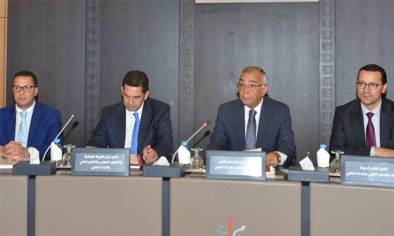 Le président du Conseil supérieur de l'éducation et de la formation et de la recherche scientifique, Omar Azziman, a insisté sur l'importance de l'enseignant dans toute nouvelle réforme.