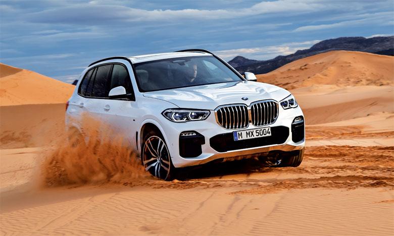 Comme ses prédécesseurs, le nouveau X5 sera fabriqué dans l'usine BMW de Spartanburg, aux États-Unis.