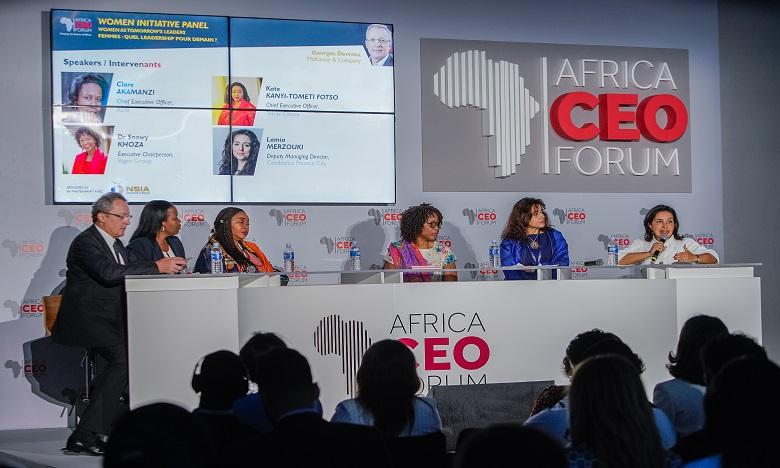 Le « Women in Business Annual Leadership Meeting », un espace d'échange et de partage