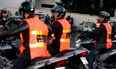 Kénitra: Un policier contraint de faire usage de son arme de service