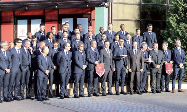 Les adversaires du Maroc  dans le groupe B