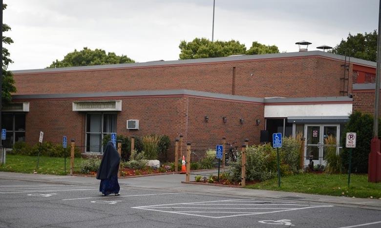 Appel aux autorités à enquêter sur la tentative de profanation religieuse de la mosquée en tant que possible crime de haine. Ph : DR