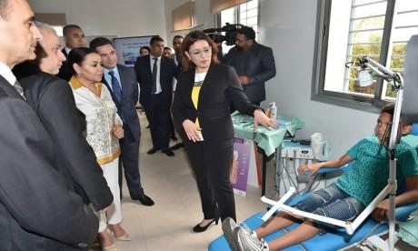 S.A.R. la Princesse Lalla Asmae préside la cérémonie de fin d'année scolaire 2017-2018 de la Fondation Lalla Asmae pour Enfants et Jeunes Sourds