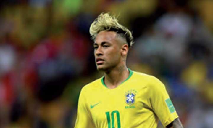 Neymar dépasse Romario