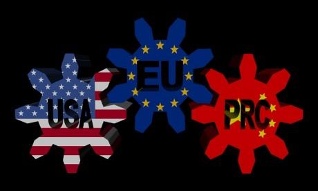 L'UE porte plainte à l'OMC contre les USA et la Chine