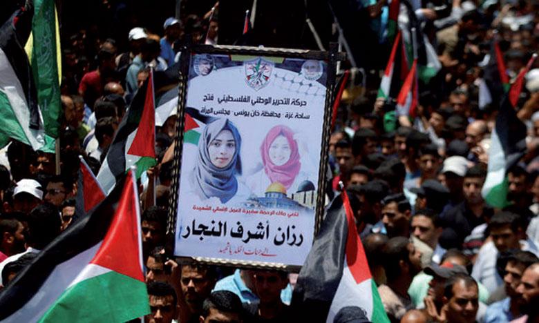 Décès d'un Palestinien blessé par des tirs israéliens