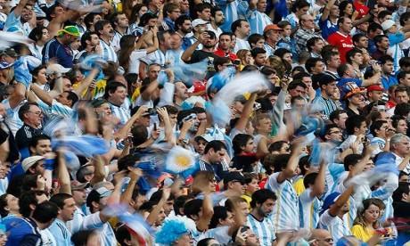 La FIFA condamne fermement  le comportement des supporters argentins