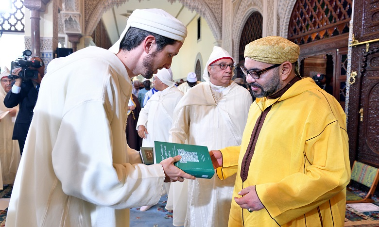 S.M. le Roi, Amir Al Mouminine, préside à Rabat la septième causerie religieuse du mois sacré de Ramadan