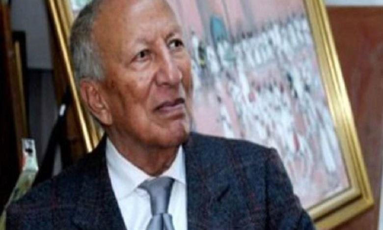 L'artiste peintre marocain Hassan El Glaoui n'est plus
