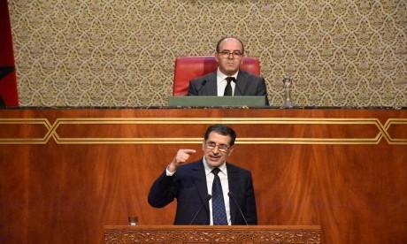 La part du Maroc du marché mondial passe de 0.11 % en 2007 à 0.15 % en 2017