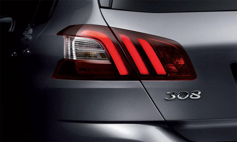 Les feux sont un élément crucial du design automobile.