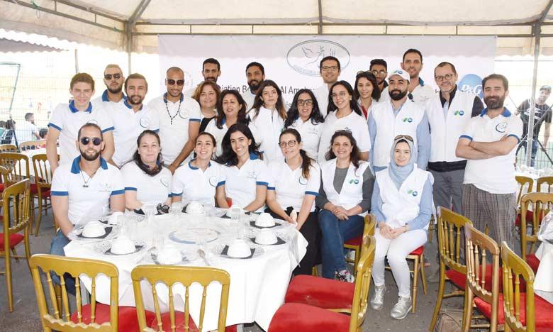 Sept associations bénéficieront de la campagne «Iftar Saem».              Ph. Saouri