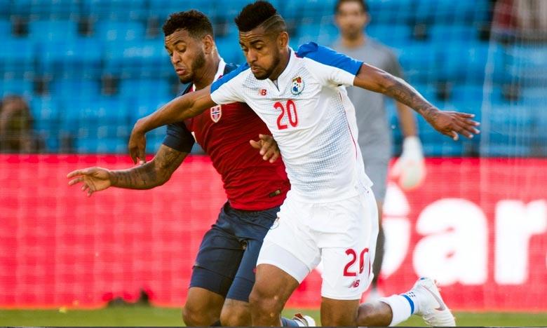 Le vol a eu lieu dans l'hôtel où résidait la sélection nationale panaméenne dans le cadre d'un match de préparation contre la Norvège. Ph : DR