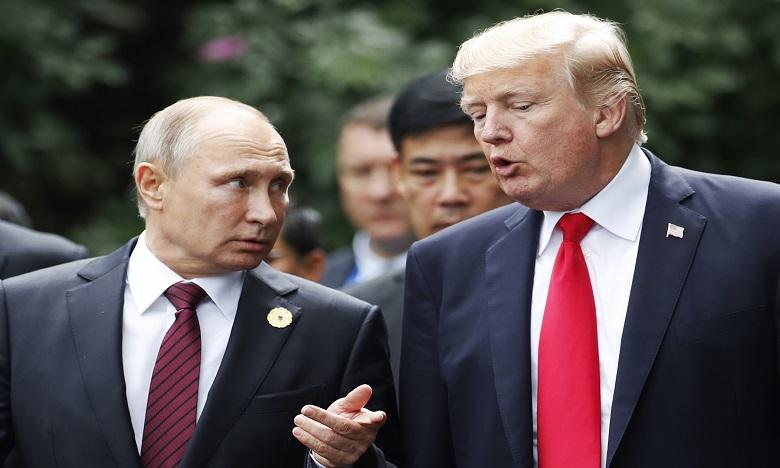 Sommet Trump-Poutine prévu dans un pays tiers. La date et le lieu dévoilés jeudi