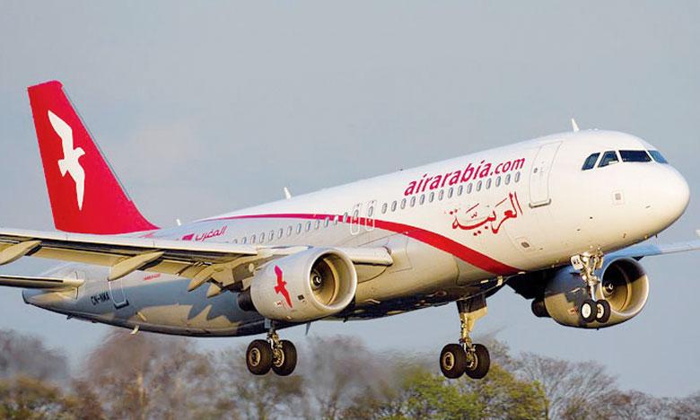 Air Arabia Maroc sur quatre nouvelles lignes
