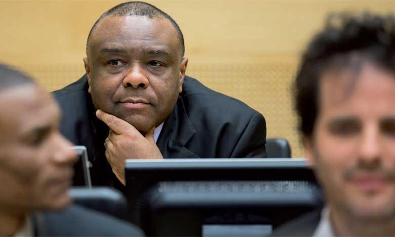 Le Congolais Jean-Pierre Bemba a quitté le centre  de détention