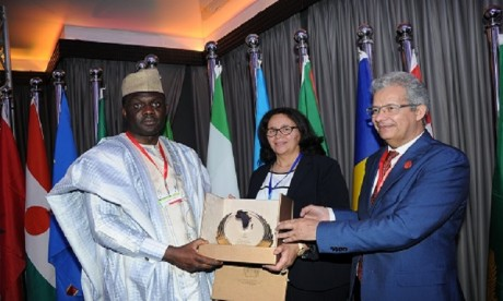 «Infractions Routières» décroche un  prix d'excellence panafricain