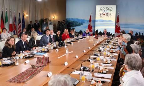 Accord G7 sur le commerce : une avancée, mais...