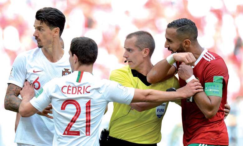 La FRMF conteste les décisions d'arbitrage auprès de la FIFA